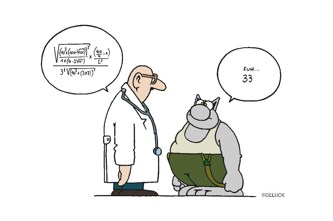 Le Chat, supercalculateur chez le docteur