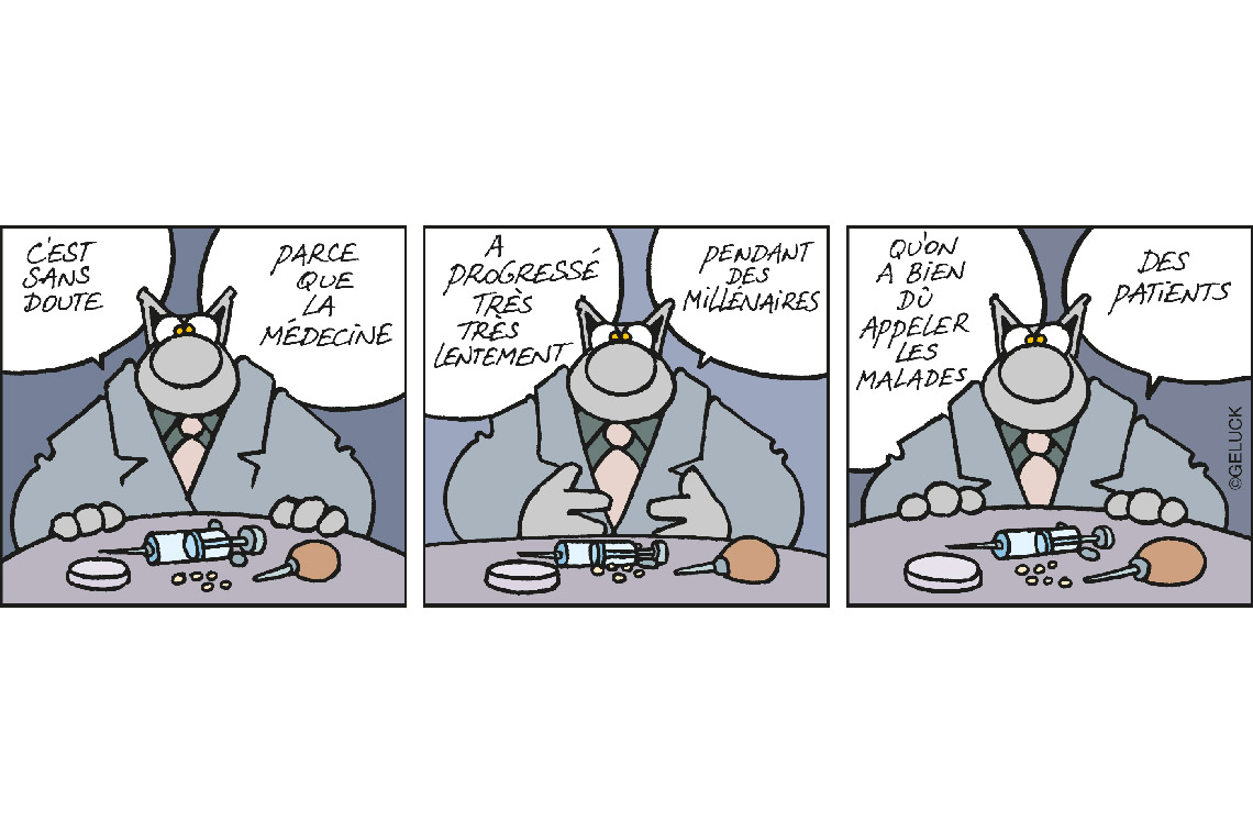 Le Chat, citoyen acteur de sa santé