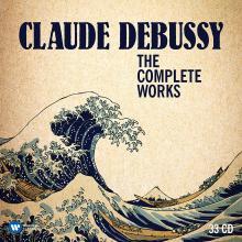 33 CD l'œuvre complète de Debussy