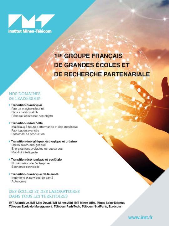 Page de publicité pour l'IMT