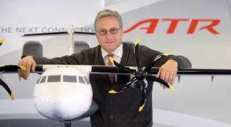 Christian Scherer, Président Exécutif d'ATR