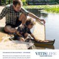 Page de publicité pour VITIS LIFE