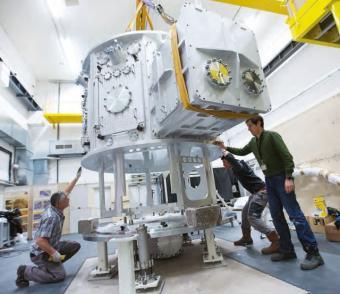 Apollon§: le laser le plus intense au monde, à l'École polytechnique