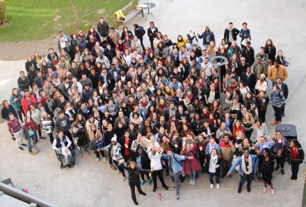 Réunion interpromotion de l'Institut de l'Engagement, à Paris