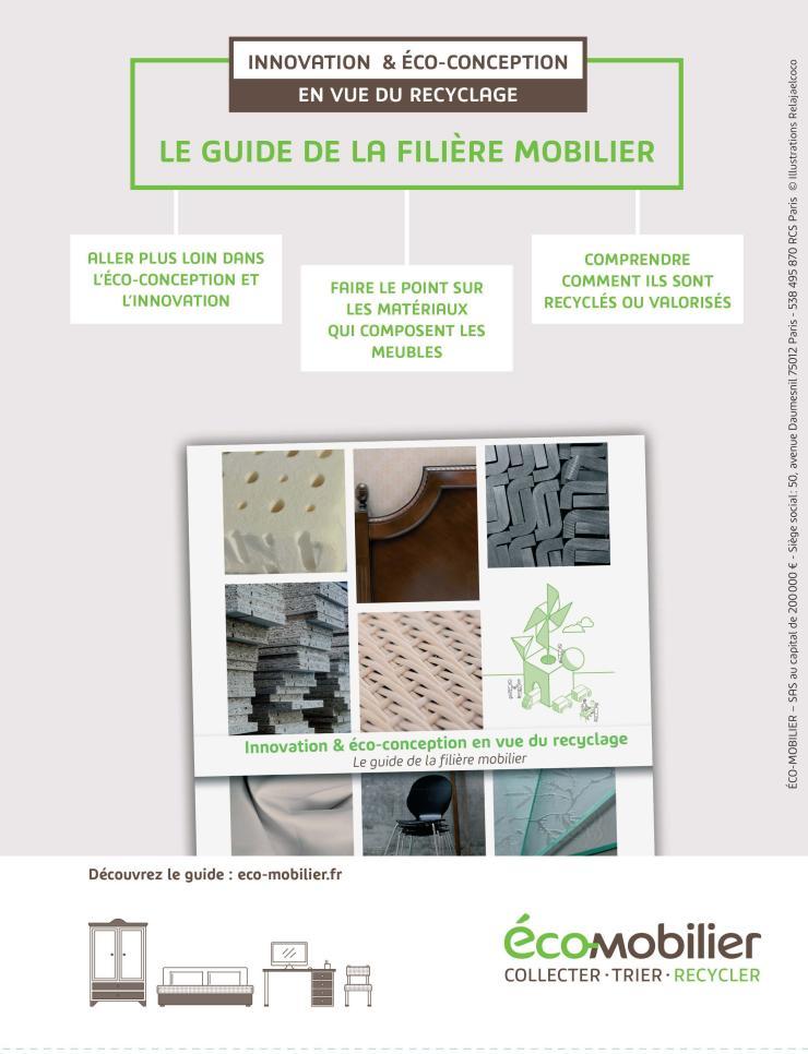 Page de publicité Eco-Mobilier
