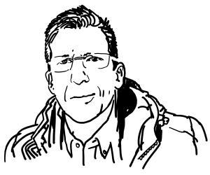 Portrait de Patrick SIMON, polytechnicien promotion