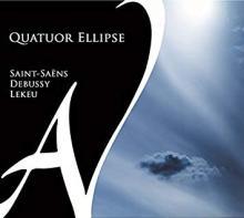 CD Quatuors français - Ellipse