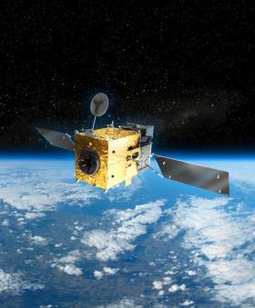 Satellite Météosat
