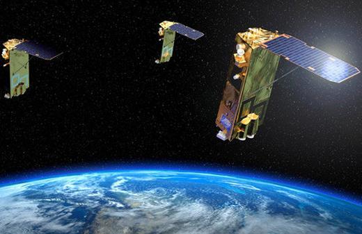 Satellites d'écoute Ceres