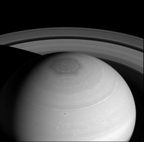 Anneaux de saturne (Sonde Cassini)