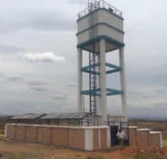 Pompage solaire de l'eau