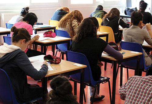 Classe Lycée