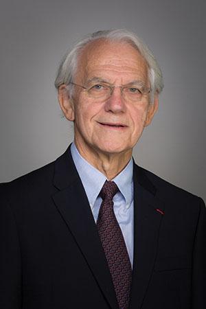Gérard Mourou prix Nobel 2018 de Physique professeur membre du Haut Collège de l'École polytechnique