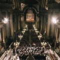 Concert de mars à l'église de la Madeleine, avec le choeur Vocalys de Bourg-la-Reine.