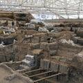 À Çatal Höyük, on accédait aux maisons par les toits.