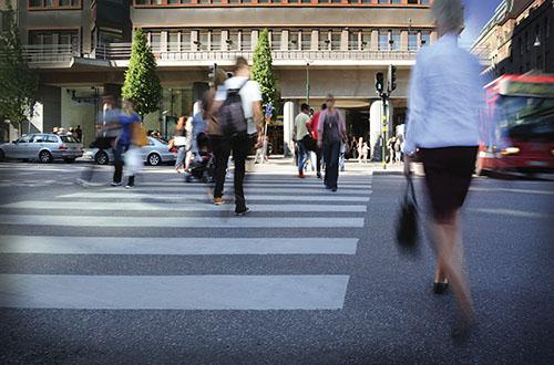 Dans les espaces urbains, la situation  est très complexe.