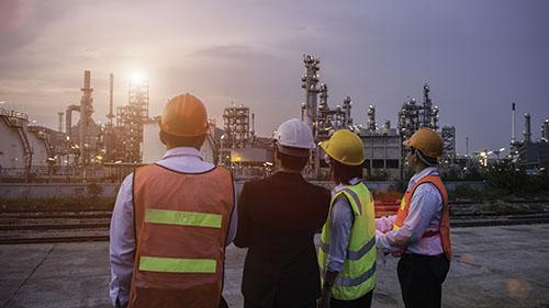 L'emploi dans le secteur de l'énergie