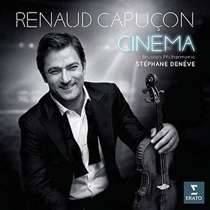 Renaud Capuçon – Cinéma