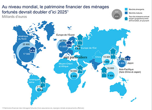 Source : Base de données McKinsey Wealth Pools (mise à jour de 2017)