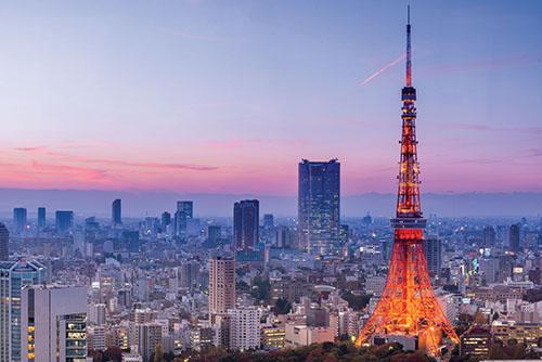 La croissance des patrimoines au Japon