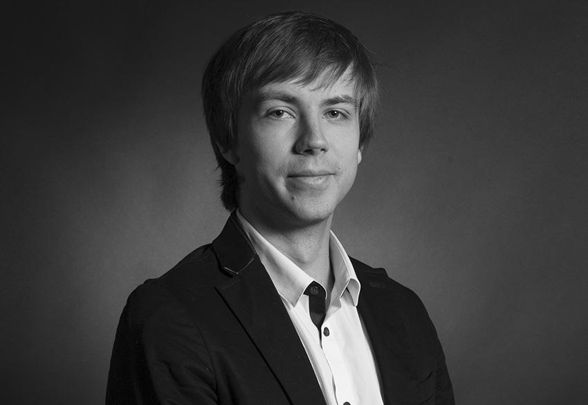 Andreï Klochko (2007), fondateur d'Airthium