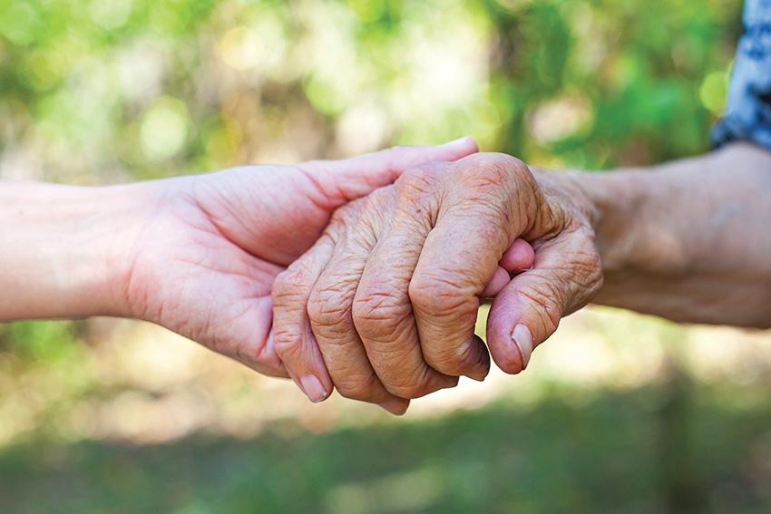les aidants familiaux se sont beaucoup impliqués avant l'entrée de leurs proches en EHPAD