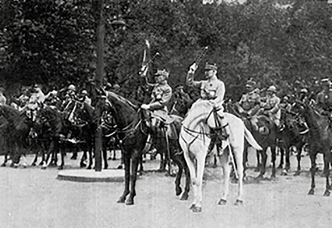 Souvenirs sur les Maréchaux Foch et PétainSouvenirs sur les Maréchaux Foch et Pétain