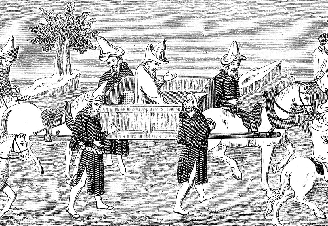 Marco Polo en Chine. Etymologie de la Chine