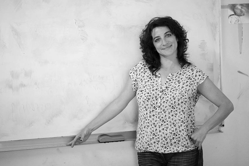 Nathalie Broux, auteure du livre Les Microlycées. Accueillir les décrocheurs, changer l'école