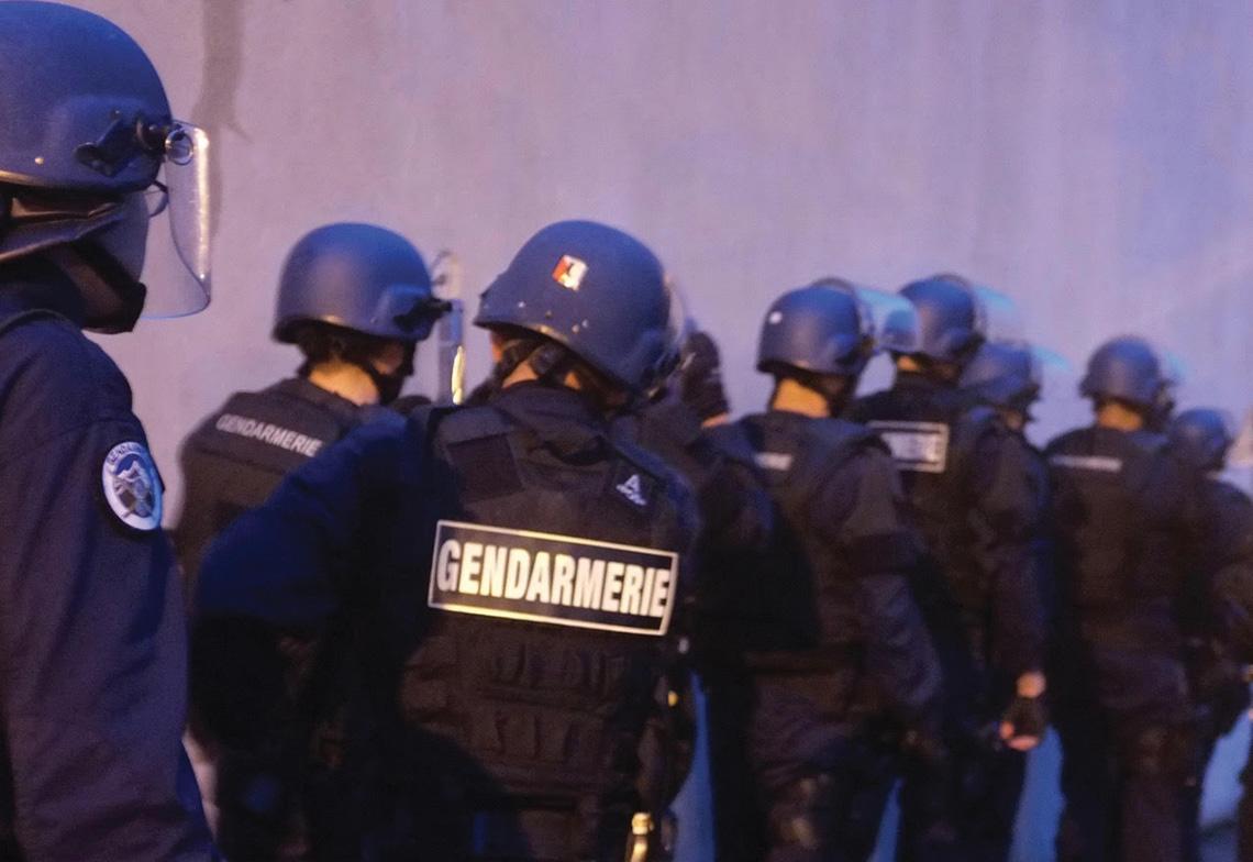 Les X dans les armées : la gendarmerie