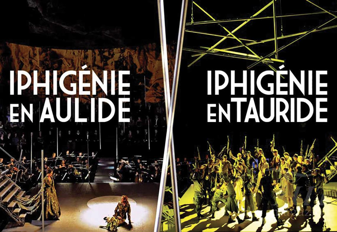 Gluck : Iphigénie en Aulide, Iphigénie en Tauride