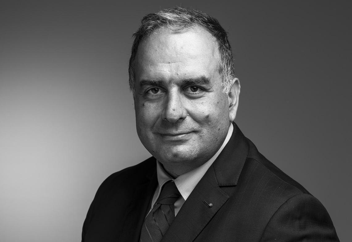 Portrait de Marwan Lahoud