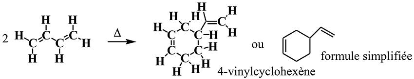 Formule chimie organique