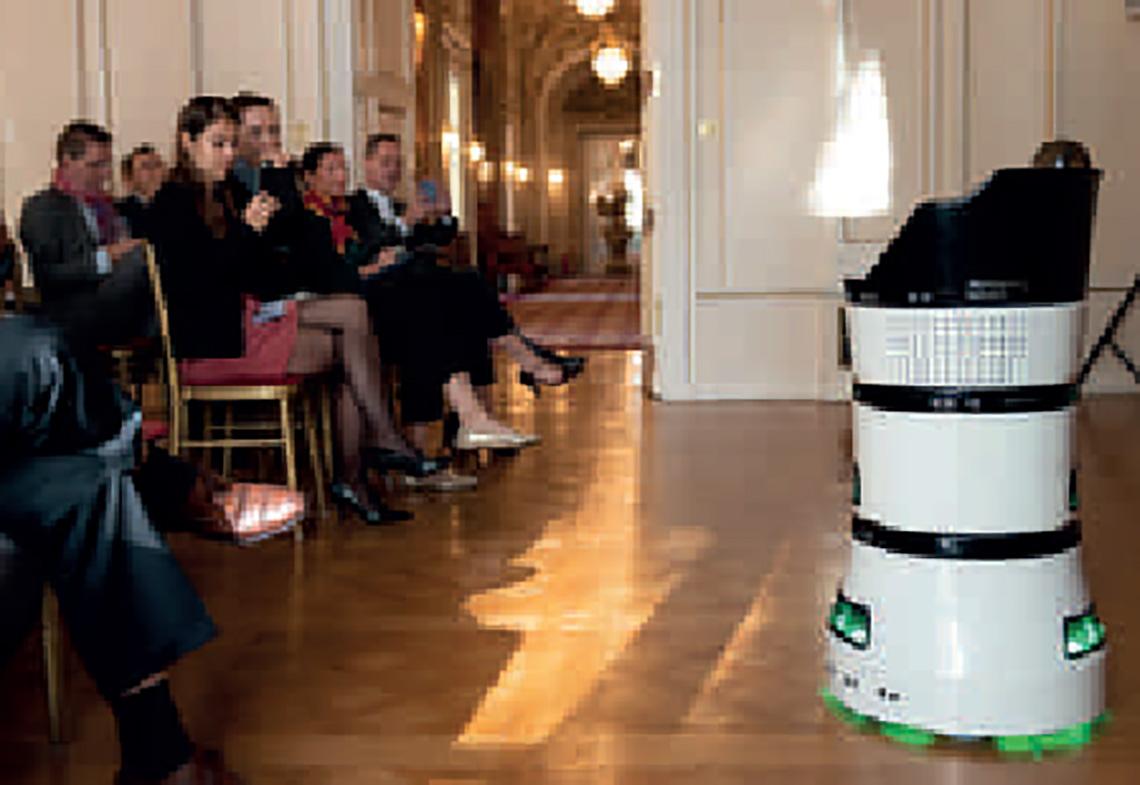 Partnering Robotics