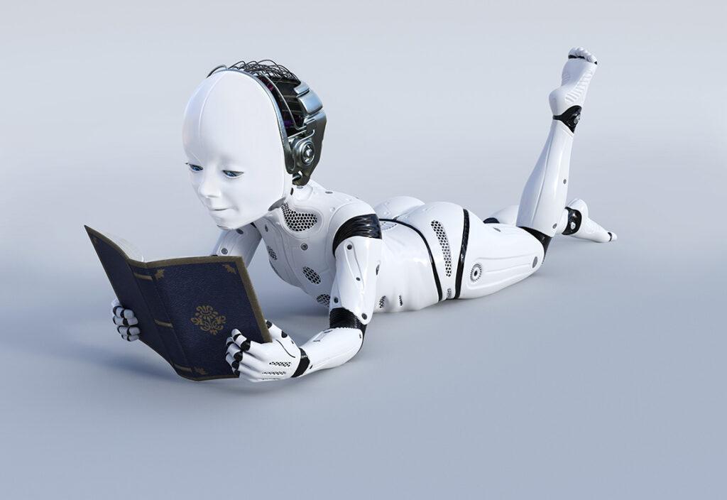 Etymologie de la robotique et de la cybernétique