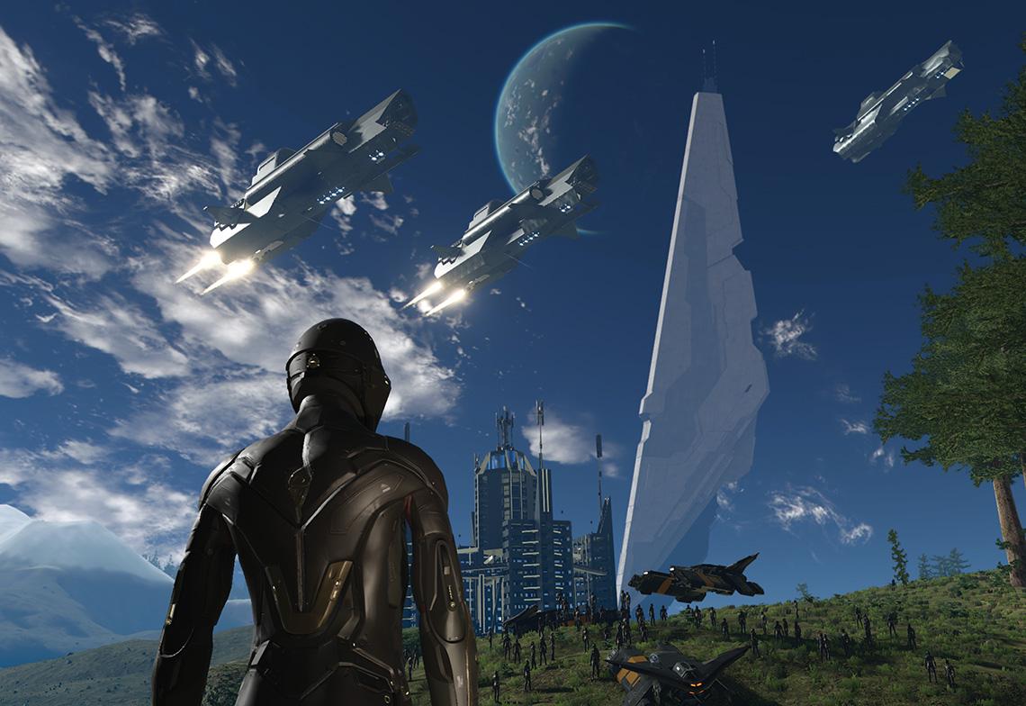 Novaquark développe le jeu vidéo Dual Universe