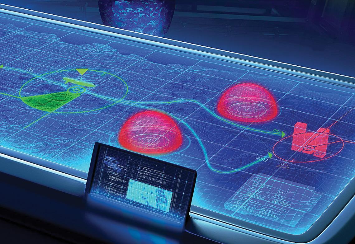 L'intelligence artificielle et missiles