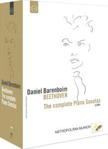 Sonates de Beethoven par Daniel Barenboim