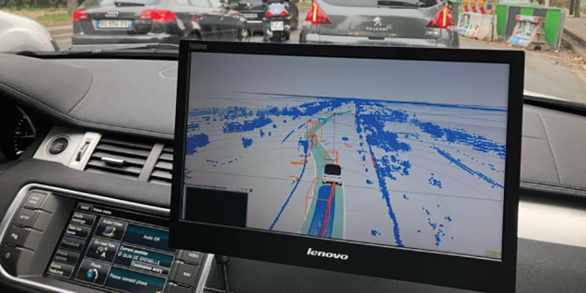 La cartographie HD permet une localisation précise des voitures autonomes