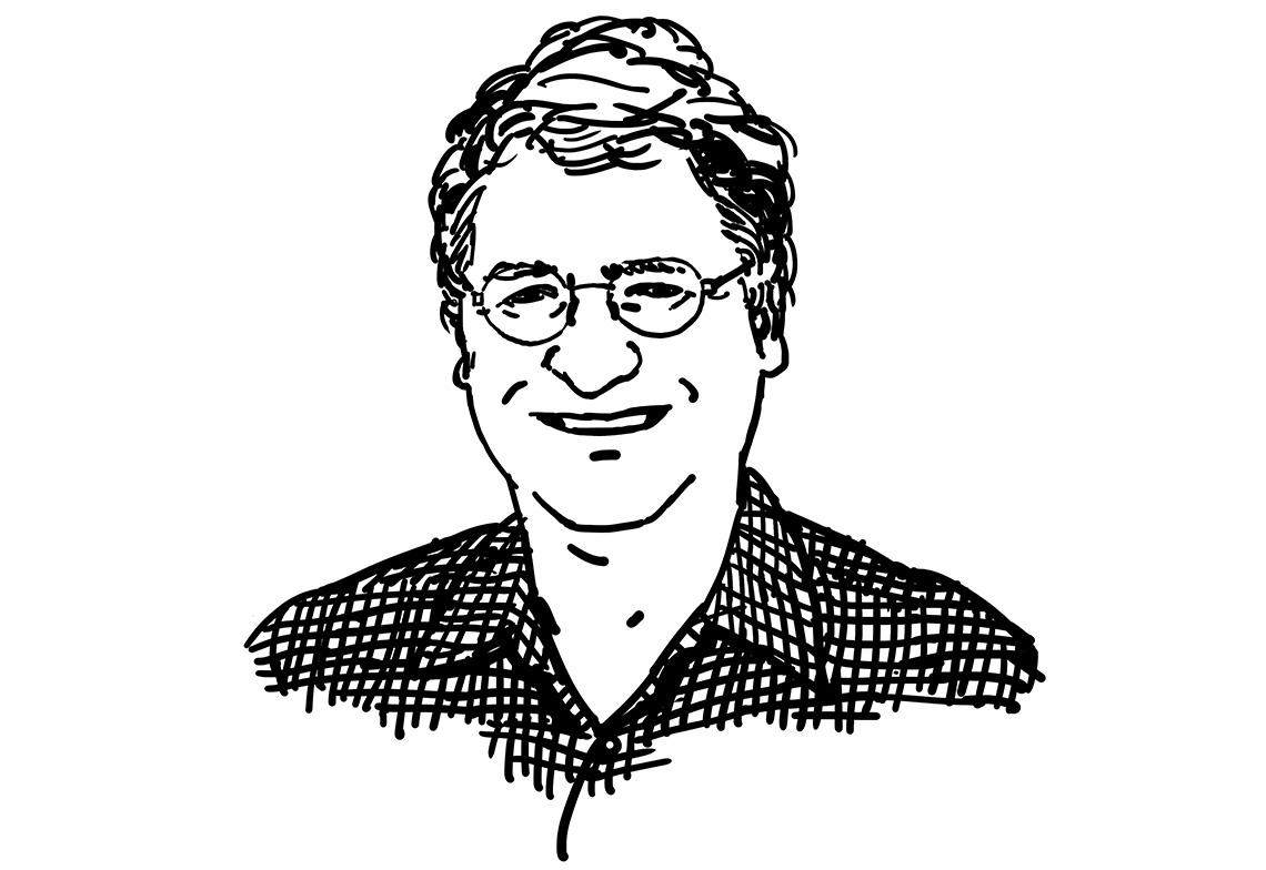 Portrait d'Éric Féron