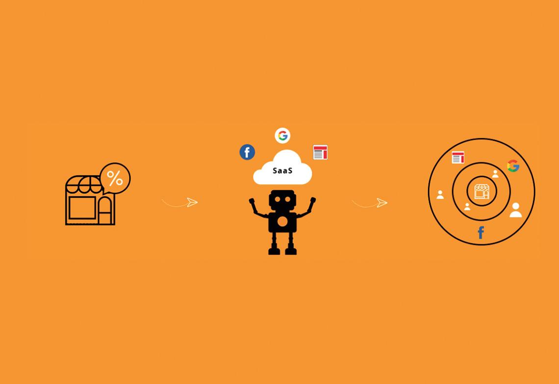 Armis qui a créé et met en œuvre une nouvelle approche sur la publicité locale et la digitalisation des prospectus