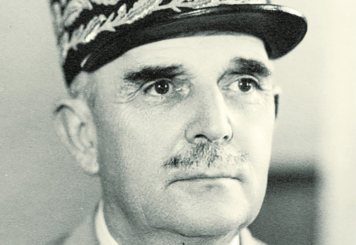Le général Albert Humblot (1881-1962)