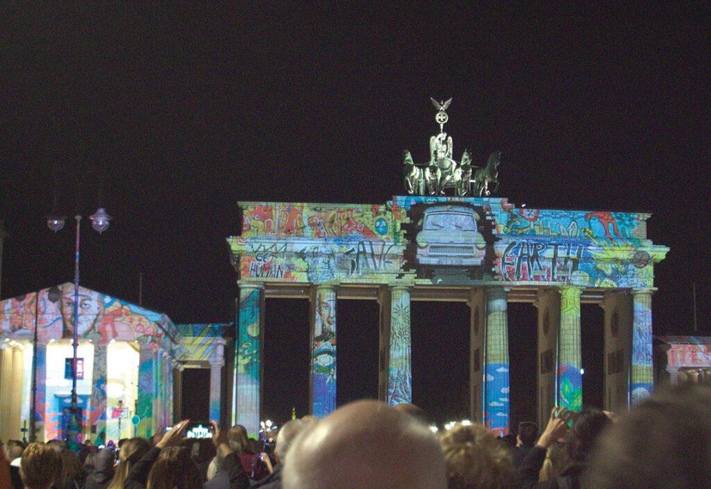 Les ambassadeurs AX à Berlin