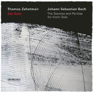 Bach – Sonates et Partitas pour violon seul