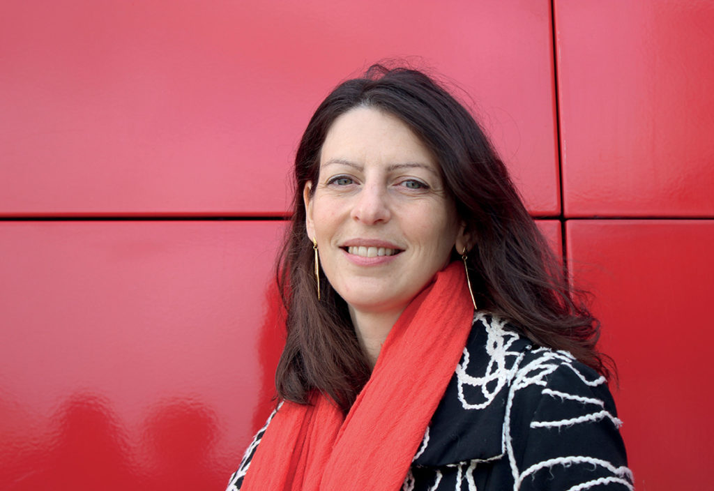 Laura Chaubard