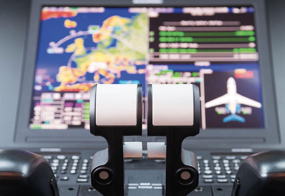 La cybermenace et le transport aérien