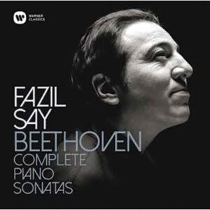 Beethoven – Sonates par Fazil Say