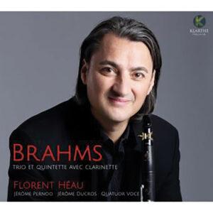 Brahms, clarinette