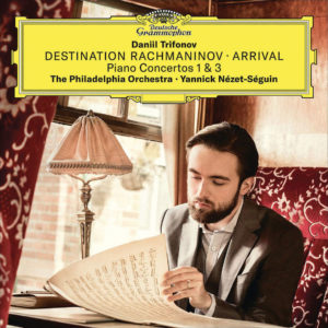 Rachmaninov – Concertos 1 et 3 par Daniil Trifonov