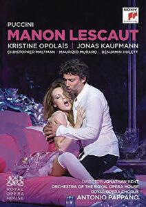 DVD Manon Lescaut